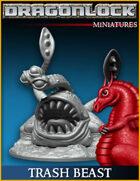 DRAGONLOCK Miniatures: Trash Beast
