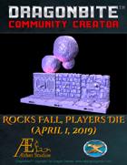 Rocks Fall, Players Die