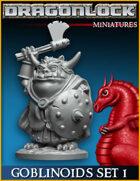 DRAGONLOCK Miniatures: Goblinoid Warriors Set 1