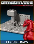 DRAGONLOCK Ultimate: Dungeon Floor Traps