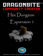 Hex Dungeons Expansion 1