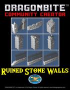 Ruined Stone Walls