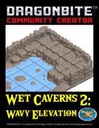 Wet Caverns 2: Wavy Elevation