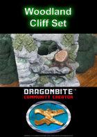 Woodland Cliff Set