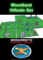 Woodland Hillside Set
