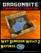 Wet Dungeon Walls 2: Natural