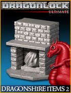 DRAGONLOCK: Dragonshire Items Part 2
