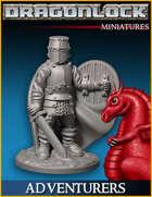 DRAGONLOCK Miniatures: Adventurers