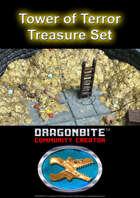 Tower of Terror Treasure Set