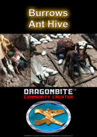 Burrows Ant Hive