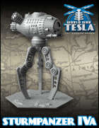 World War Tesla: Sturmpanzer IVa