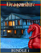 Dragonshire Village Bundle 1 [BUNDLE]