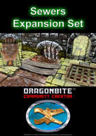 Sewers Expansion Set
