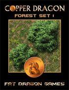 COPPER DRAGON: Forest Set 1
