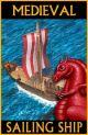 Medieval Sailing Ship