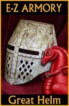 E-Z ARMORY: Great Helm
