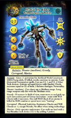 DeepWars - Ancients of Atalán Game Cards - Tarot Sized