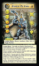 ShadowSea - Fortune Hunters Game Cards - Tarot Sized