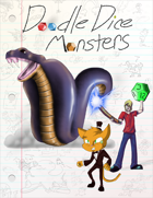 Doodle Dice Monsters
