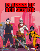 Classes of Red Sector