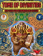 Tome of Divinities (50 Pathfinder 2nd Edition Gods)