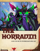 Horradin (New Base Class)