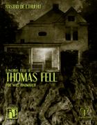 Rastro de Cthulhu: O Incrível Caso de Thomas Fell