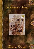 100 Demon Names