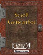 Scroll Generator