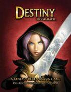 Destiny Beginner - Fantasy RPG (Print@home Edition)