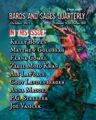 Bards and Sages Quarterly (October 2021)