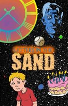 Letters in the Sand (7 of 16 in KILLER QUEEN, A Comic Anthology)