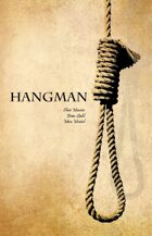 Hangman (14 of 16 in KILLER QUEEN, A Comic Anthology)