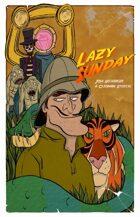 Lazy Sunday (BONUS COMIC for KILLER QUEEN, A Comic Anthology)