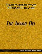 Mandate Archive: The Imago Dei