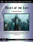 Relics of the Lost