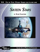 Sixteen Stars: Creating Places of Perilous Adventure