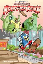 Steve Harvey: The Adventures of Roopster Roux: Trade Paperback