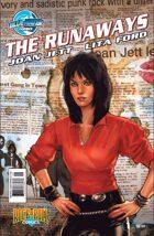 Rock and Roll Comics: The Runaways: Joan Jett and Lita Ford