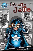 Insane Jane #1