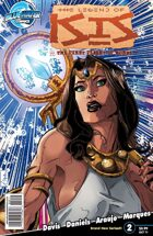 The Legend of Isis: The First Flight of Horus #2
