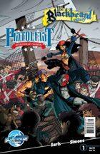 The Blackbeard Legacy vs. Pistolfit