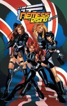 Victoria's Secret Service: Nemesis Rising: Trade Paperback