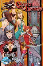 Alice in Wonderland's Queen of Hearts #0