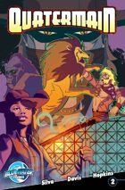 Quatermain: Ghosts of the Nzadi #2