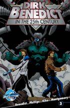 Dirk Benedict in the 25th Century #3