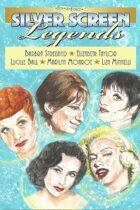 Female Force: Silver Screen Legends: Barbra Striesand, Elizabeth Taylor, Lucille Ball, Maryiln Monroe & Liza Minneli