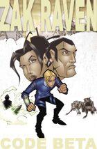 Zak Raven: Code Beta (novel)