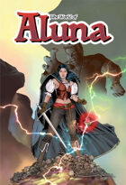The World of Aluna: Trade Paperback: Volume 1