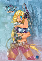 10th Muse: Justice: Trade Paperback